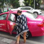 タイのタクシー交渉