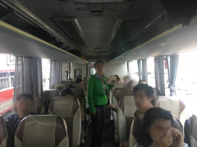GREEN BUS1等シート