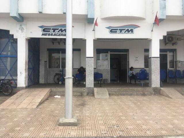 エッサウィラCTMバスターミナル