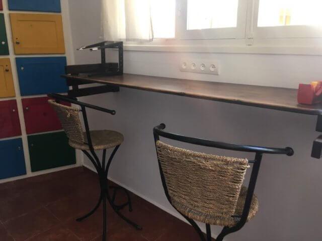 Sun Desk