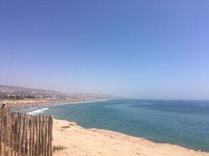 タガズートの海